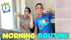 LA NOSTRA MORNING ROUTINE IN QUARANTENA!