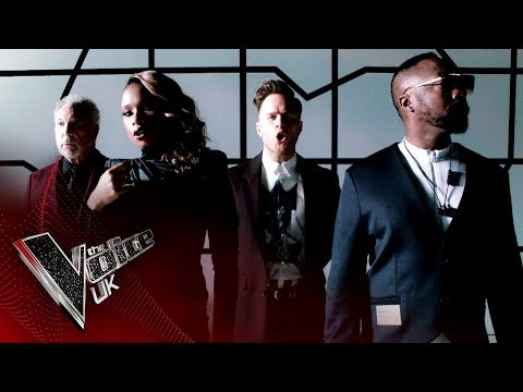 The Coaches Perform 'Sweet Dreams' | The Voice UK 2019
