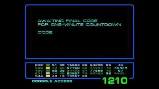 Auto-Destruct Sequence - 23rd Century LCARS HD Test