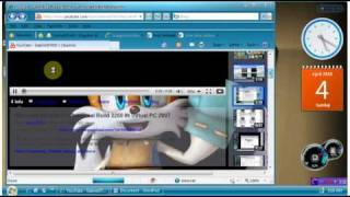 Windows XP Performance Edition in VPC 2007