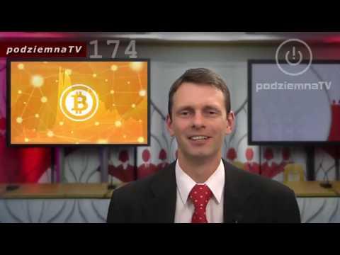 Bitcoin fenomen KRYPTOWALUT - cyfrowa gorączka złota XXI w.