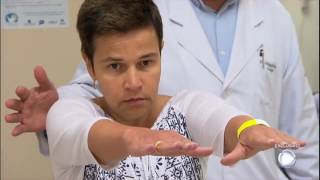 Atriz Cláudia Rodrigues inicia tratamento experimental na luta contra doença grave