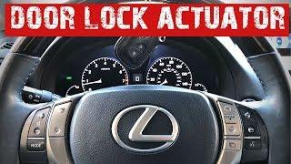 🔐2015 Lexus RX350 Door Lock Actuator
