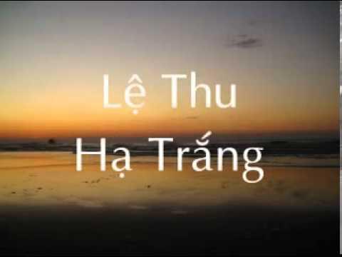 Le Thu   Ha Trang