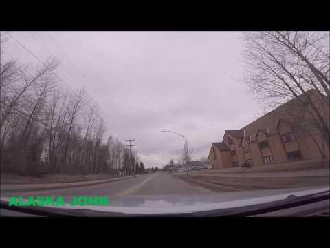 ALASKA DRIVING - Lowes/Home Depot/Costco/Etc. - April 23rd 2017