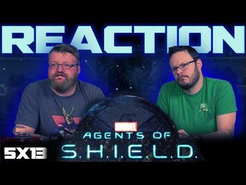 "Agents of Shield 5x13 REACTION!! ""Principia"""