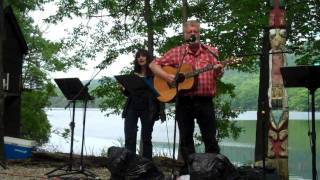 Wayne Monbleau Worship in the Woods 2011 Let Heaven Fill Your Thoughts