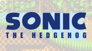 Title Screen Sonic The Hedgehog OST