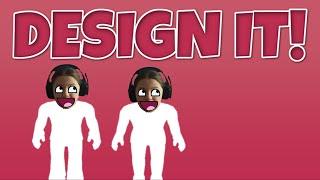 ROBLOX: ¡Diseño! Beta MIRANDO GENIAL