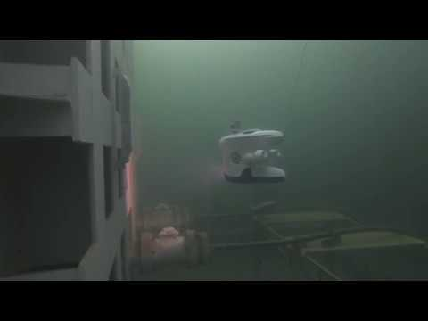 Inspections on large subsea construction - Subsea Power Grid | Blueye Pioneer underwater drone