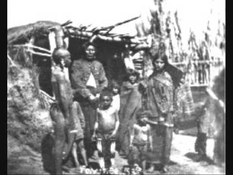 Lakota Sioux Massacre of Pawnee Indians