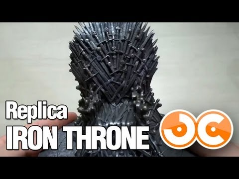 [Replica] Game of Thrones - Iron Throne 7