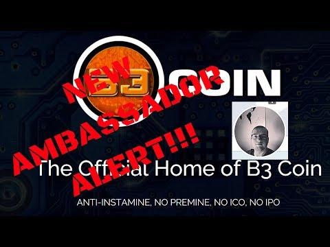 b3coin faucet