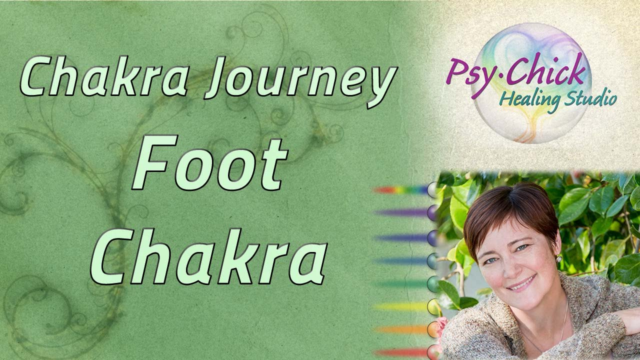 Welcome to your Foot Chakra