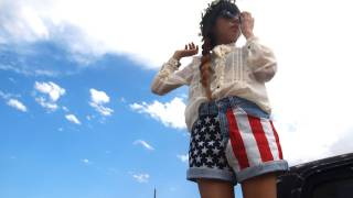 DIY: Flag Shorts