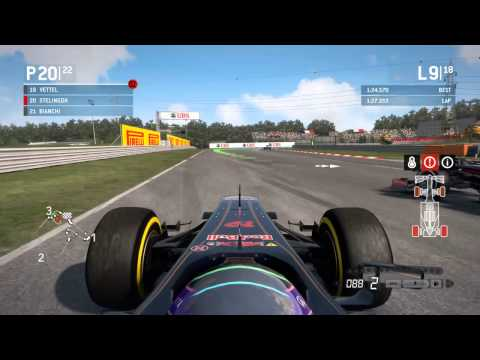 F1 2013 Career[Dansk-Danish][HUN][[S1E9] Pole Postion