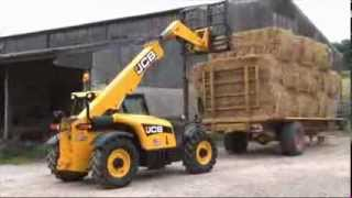 JCB Agriculture - a glimpse at our range