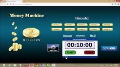 Money Machine | earn 1000 satoshi every minute