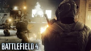 PS4 Battlefield 4 (BF4) 64 PLAYERS!! Multiplayer Gameplay - NEXT GEN GRAPHICS BATTLEFIELD