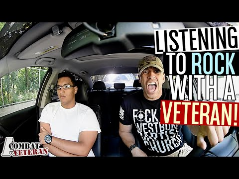 Listening To Rock With A Veteran!
