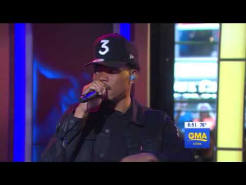 Chance The Rapper - Summer Friends Live on GMA