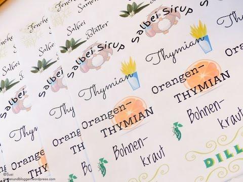 Avery Zweckform Etiketten bedrucken und designen