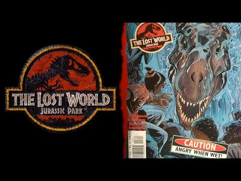 Nick Van Owen and Gambler's Ruin - The Lost World: Jurassic Park - Comic Review - Part 3