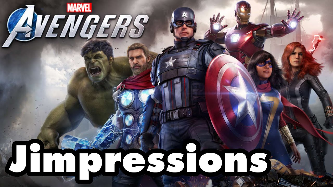 Marvel's Avengers - Earth's Crappiest Heroes (Jimpressions)