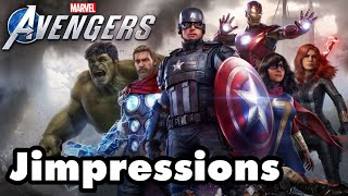 Marvel's Avengers - Earth's Crappiest Heroes (Jimpressions) (Video Game Video Review)
