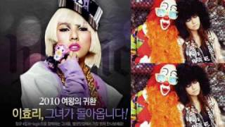 Lee Hyori Ft. Sangchu of Mighty Mouth - Love Sign