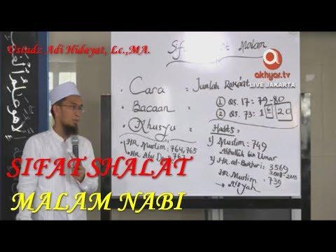 Bacaan Sholat Tahajud & Witir (Tata Cara Sholat Tahajud Seri 02).