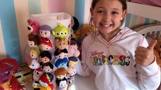 COSY HOME DAY - inc GREAT TSUM TSUM STORAGE IDEA! LUSH BATH PRODUCTS, BAKING & MORE!