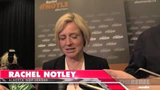 NDP surges post debate