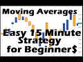 KILLER 15 Minute MOVING AVERAGE Strategy (FAST PROFITS in ...