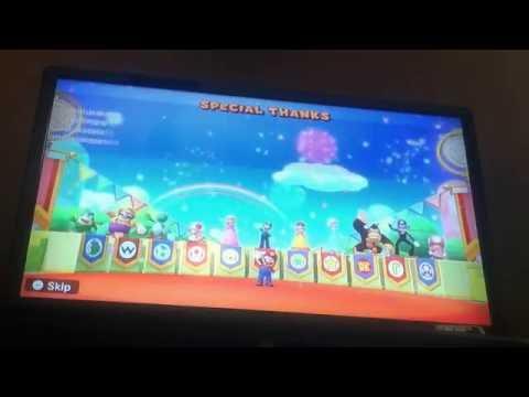 Mario party 10 Credits