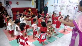 Kidzee Manapakkam_Christmas Celebration_2014