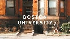 boston university move in day (fall 2018)