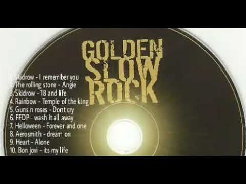 Lagu Slow Rock & Heavy Metal barat 90s terbaik sepanjang masa