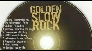 Lagu Slow Rock Heavy Metal barat 90s terbaik sepanjang masa
