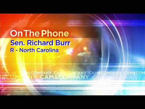 Sen. Richard Burr on the Veterans Second Amendment Protection Act