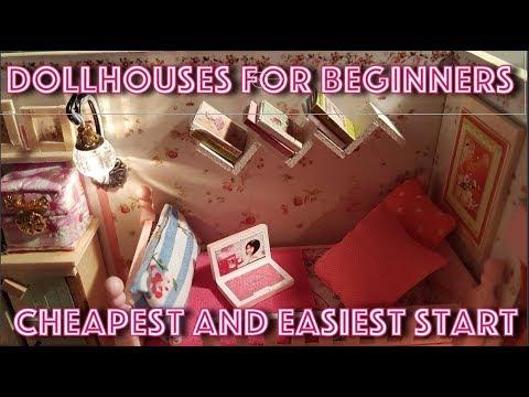 4-basic-tools-and-tips-to-make-dollhouses-for-beginners---cho-ngƯỜi-mỚi-lÀm-mÔ-hÌnh-nhÀ-gỖ---ミニチュア