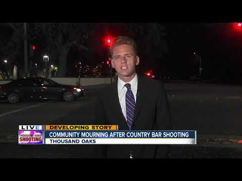Thousand Oaks mourning after mass shooting at Borderline