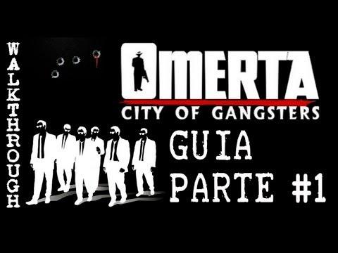 "[G4G] Omerta City of Gangsters - Gameplay en Español - Parte 1 ""Maine Avenue"""