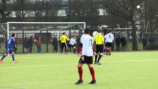 Klub Kosova - FC Türkiye (Landesliga Hansa) - Spielszenen | ELBKICK.TV