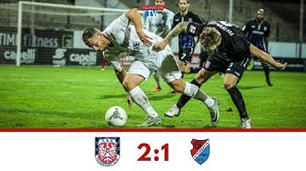 FSV Frankfurt - TSV Steinbach Haiger 2:1 (Regionalliga Südwest 2019/20 I #FSVTSV )