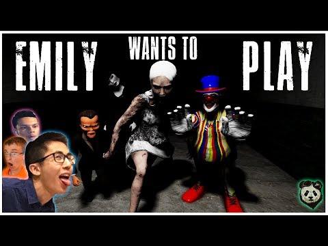 Emily Wants To Play | HORROR LIVESTREAM | RUN AWAY HOUNO | PC