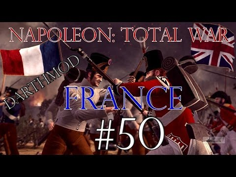 Napoleon: Total War - France (Darthmod) Part 50 - Cavlary Does Some Work
