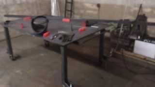 4' X 6' Welding Table Build (part 3)