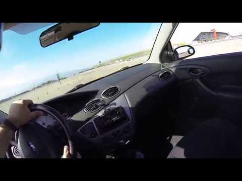 Cal Club Solo Autocross - Auto Club Speedway May 14, 2016