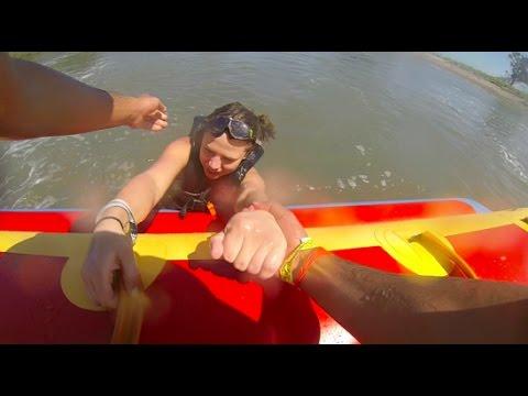 I almost DIED!!! (sea Turtle+Banana Boat) MyrtleBeach vacation thumbnail